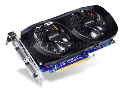 Gigabyte GeForce GTX 460