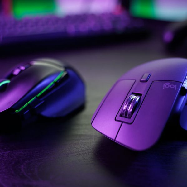 myszki gamingowe bezprzewodowe